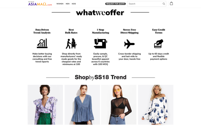 Southeast Asia fashion startup Zilingo continues its