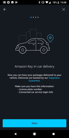 You can now give Amazon the keys to your car | TechCrunch