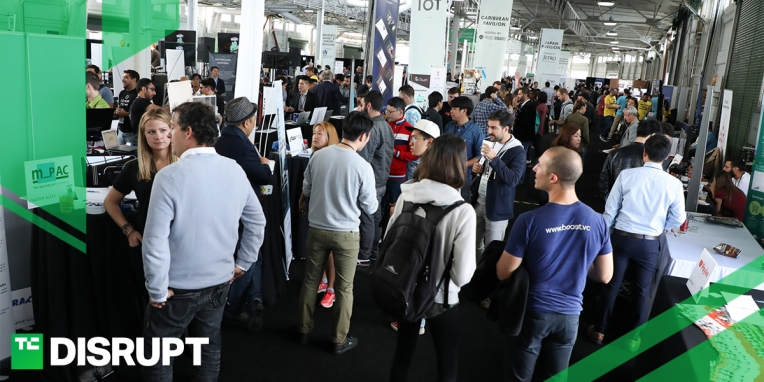 Only two weeks left to grab a spot in Startup Alley at Disrupt SF 2018