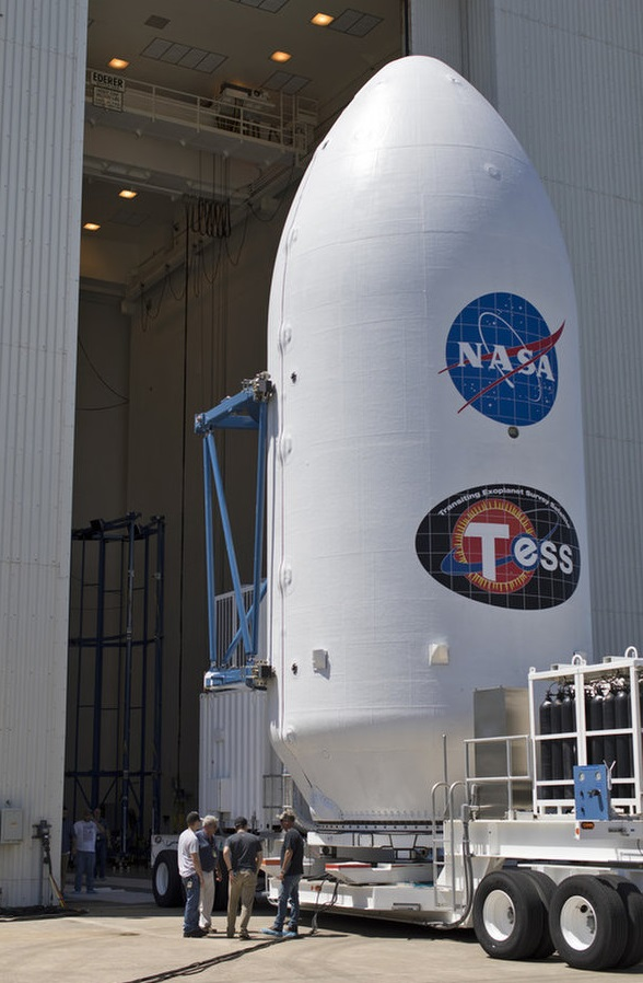 NASA's planet-hunting TESS telescope launches Monday aboard a SpaceX rocket tess launch