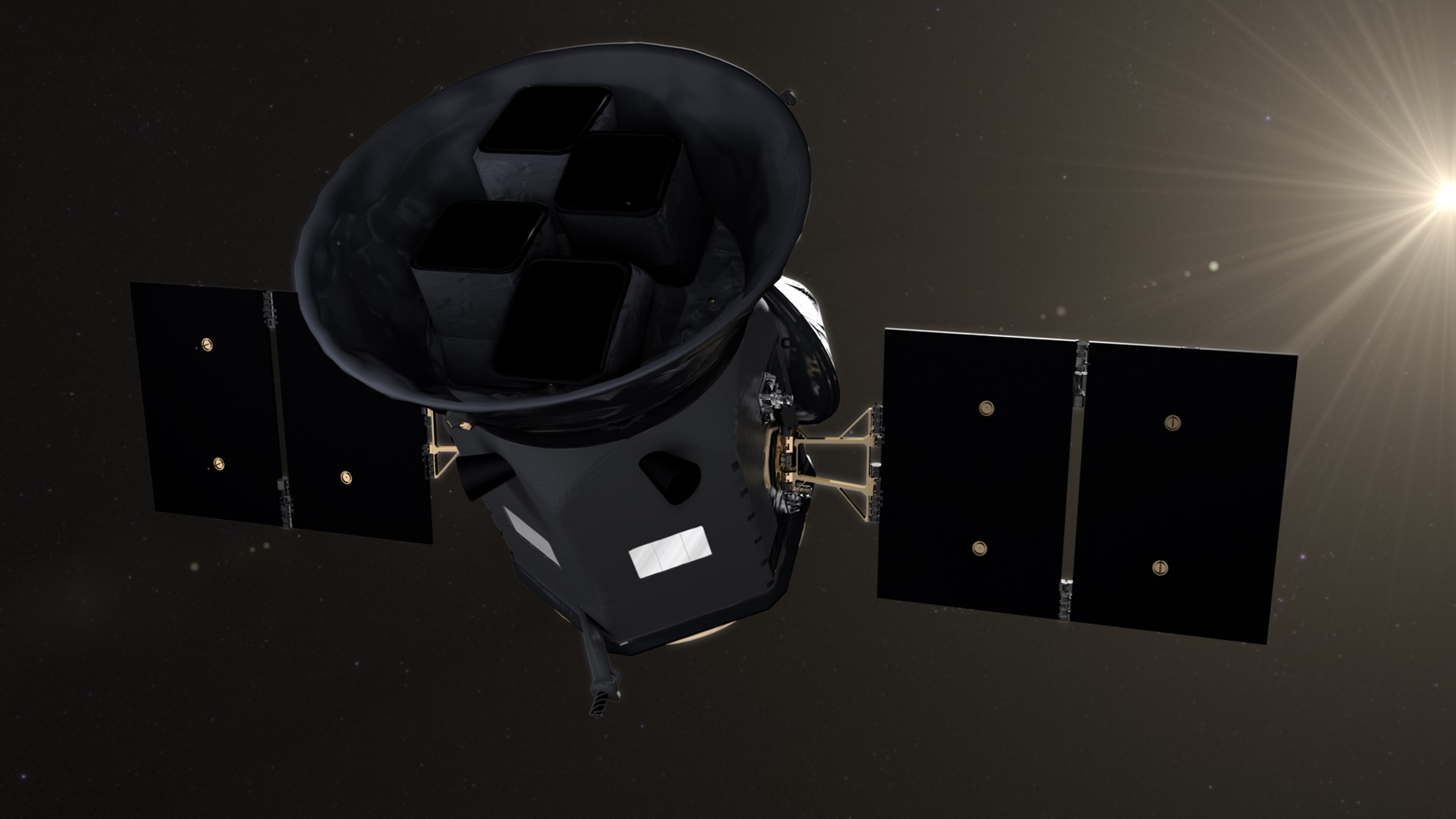 NASA's New Planet Hunter TESS Set To Launch Monday