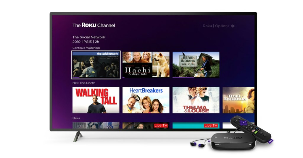 Roku adds news to its free channel, including the new