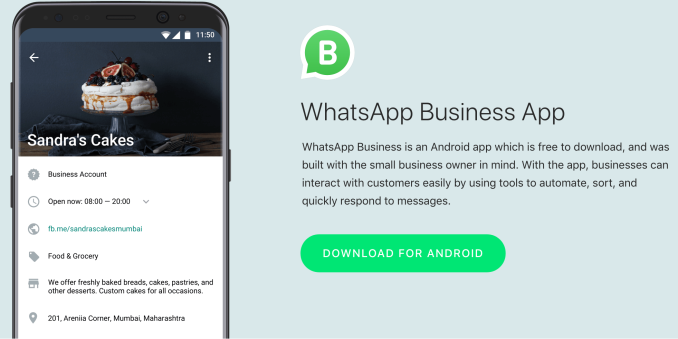 - whatsapp for business - WhatsApp CEO Jan Koum quits Facebook due to privacy intrusions – TechCrunch