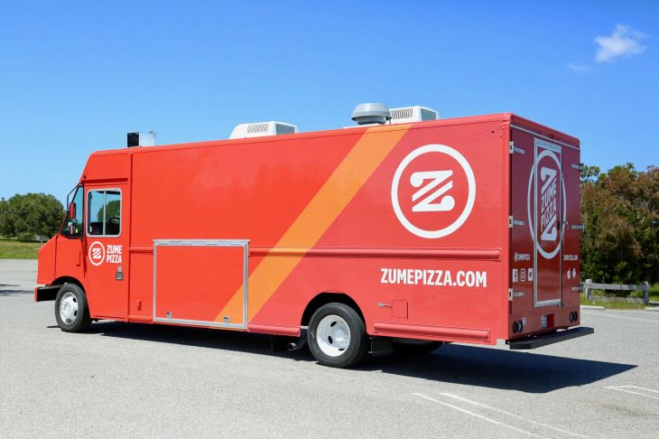 Zume Looks To Life Beyond Pizza Techcrunch