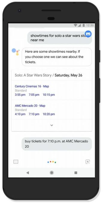 You can now easily buy movie tickets with Google Assistant 0 2