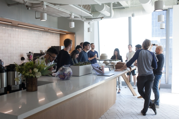 Instagram opens a San Francisco office