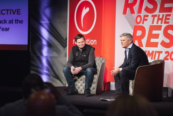 Steve Case and JD Vance are speaking at Disrupt SF on startup opportunities outside of Silicon Valley