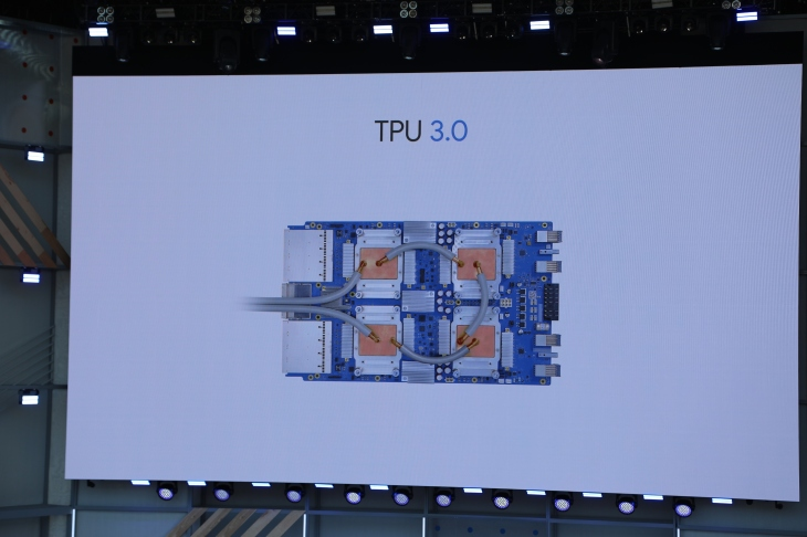 Google announces a new generation for its TPU machine