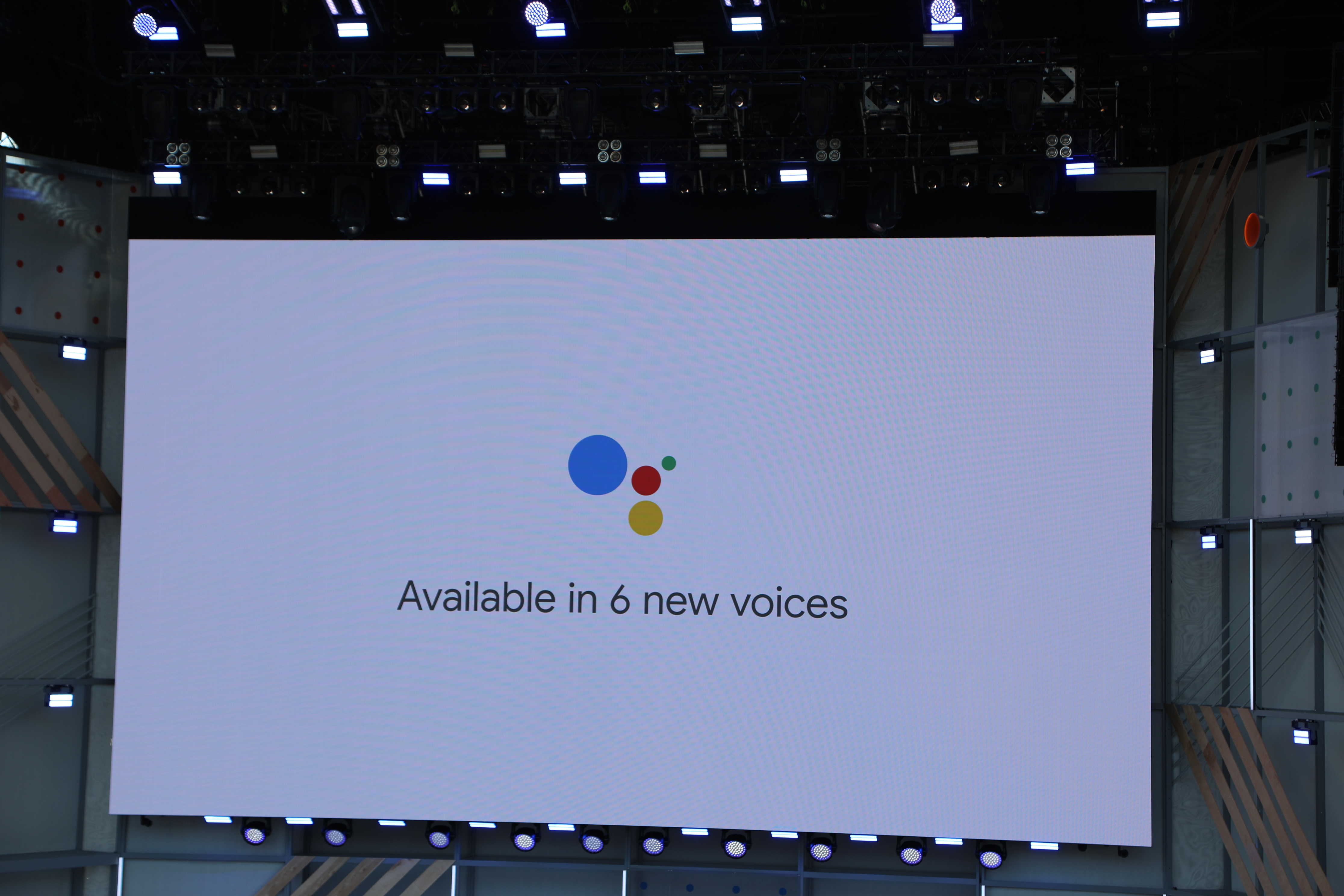 Custom My Design Assistant google adds six new voices and john legend to assistant