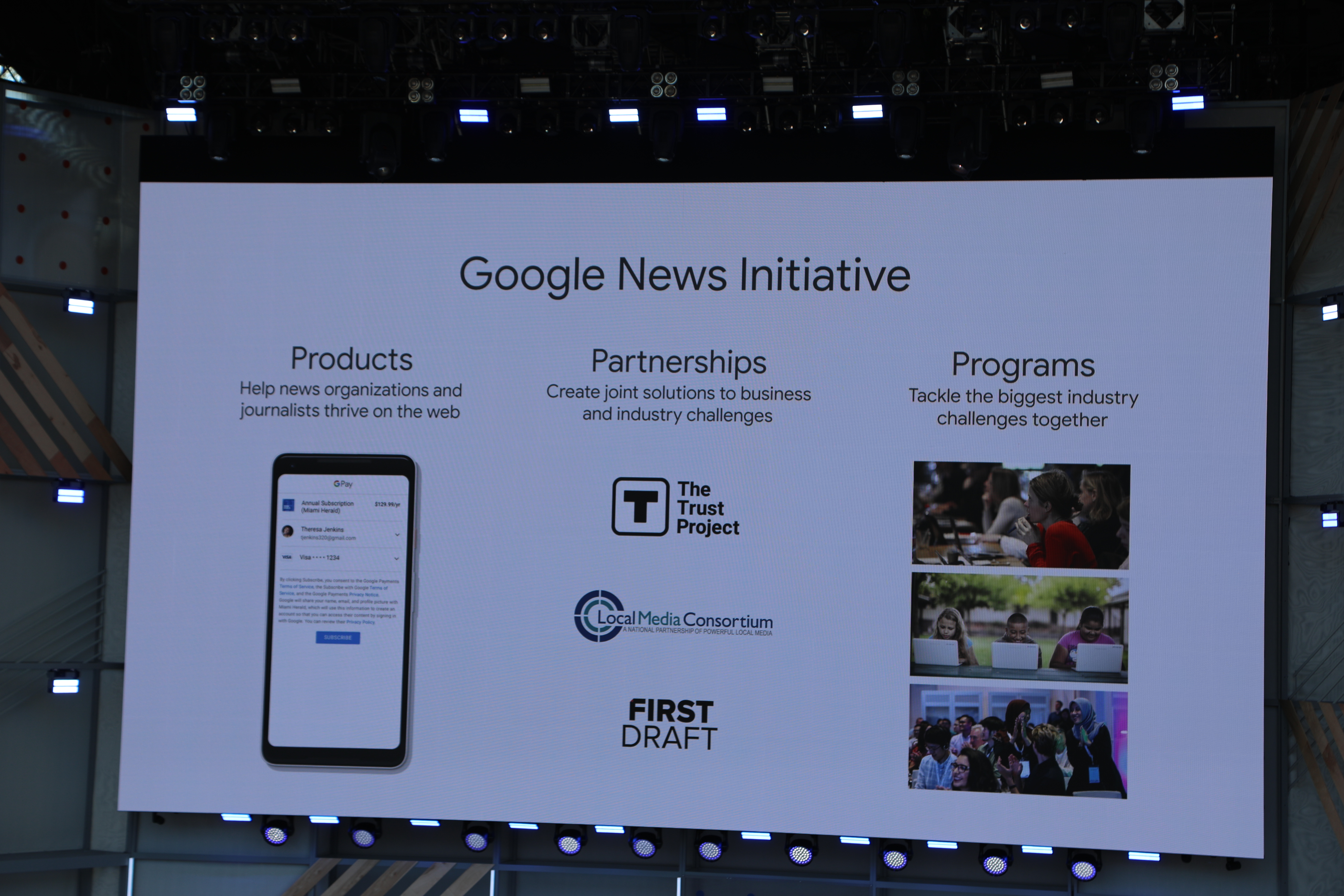 8 big announcements from Google I/O 2018 | TechCrunch