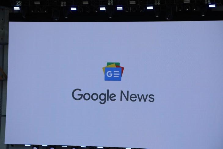 77f67e451 Google News gets an AI-powered redesign | TechCrunch