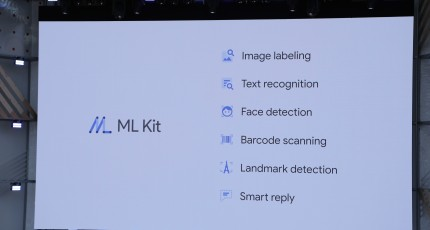 Google's ML Kit makes it easy to add AI smarts to iOS and