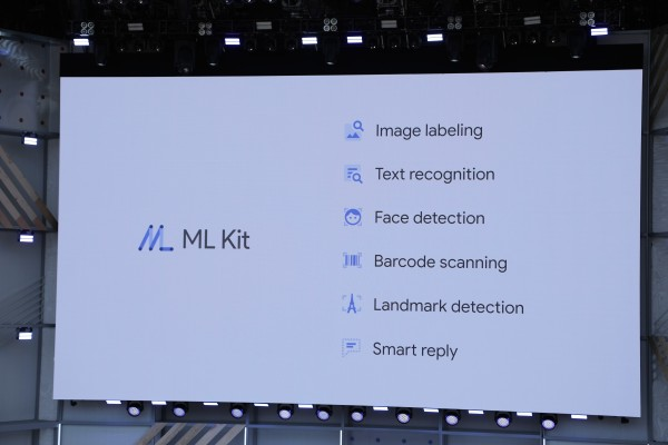 Techmeme: Google introduces ML Kit, an SDK for developers to add AI