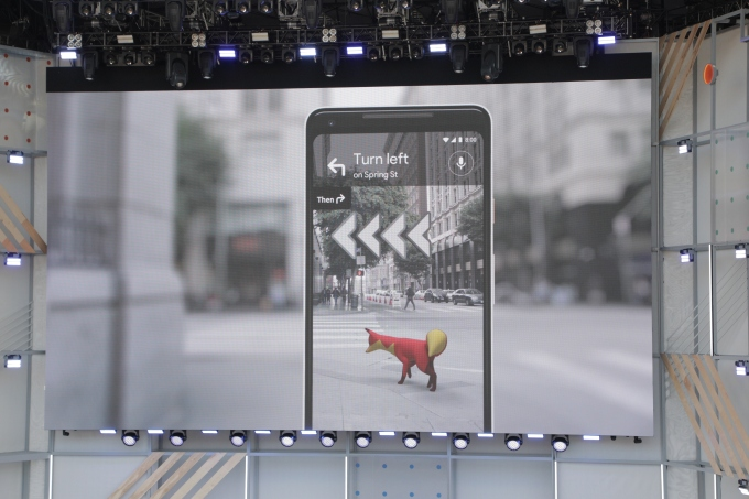 Google makes the camera smarter with a Google Lens update, integration with Street View