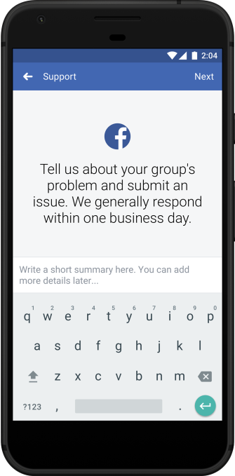 Facebook launches new tools for Group admins, including free customer service