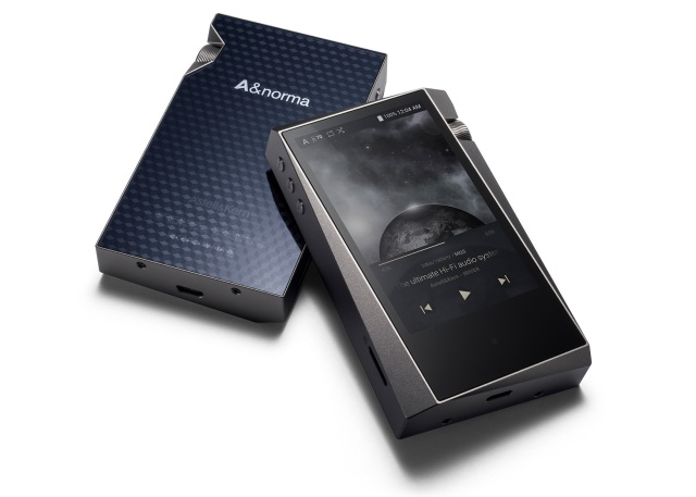 photo image I'm in love with Astell&Kern's crooked, beautiful, ridiculously expensive MP3 player