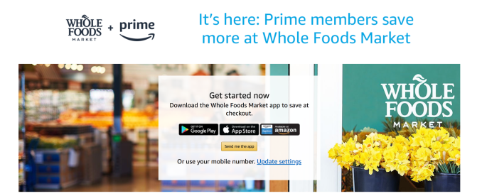 Discount Code Whole Foods Amazon