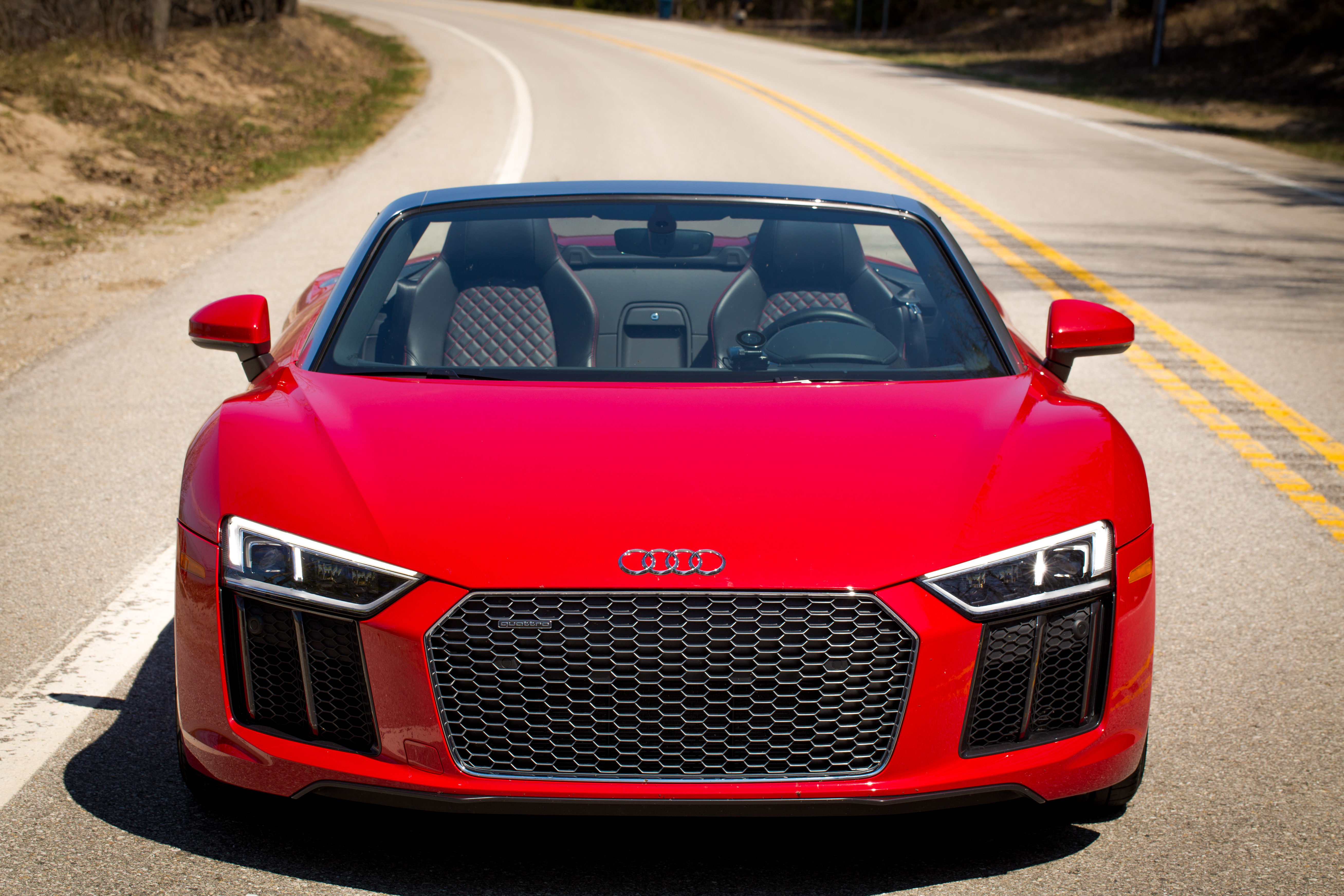 Kelebihan Audi Sr8 Tangguh