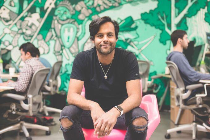 - baiju bhatt - Free stock trading app Robinhood rockets to a $5.6B valuation with new funding round