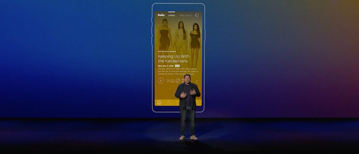 At Hulu S Upfronts Presentation This Morning In New York The Company Announced Launch Of A Consumer Facing Feature That Lets You Tell To Stop