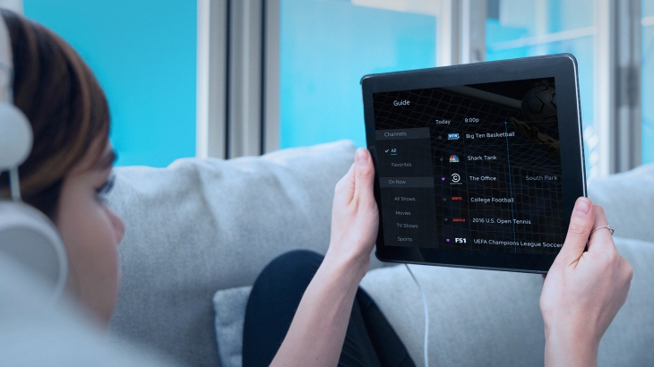 AT&T's DirecTV Now live TV service launches a DVR, upgrades