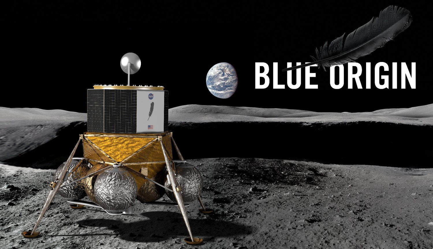 Jeff Bezos talks about his plans to colonize the moon