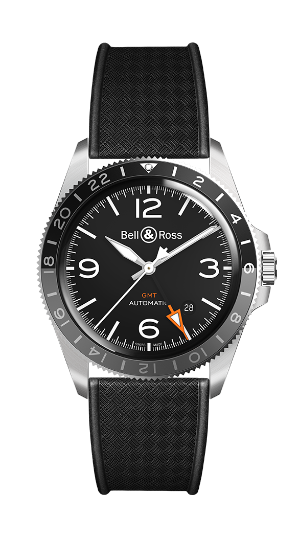 Bell & Ross releases a new watch for travelers