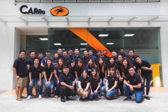 Southeast Asia's Carro raises M for its automotive classifieds and car financing service