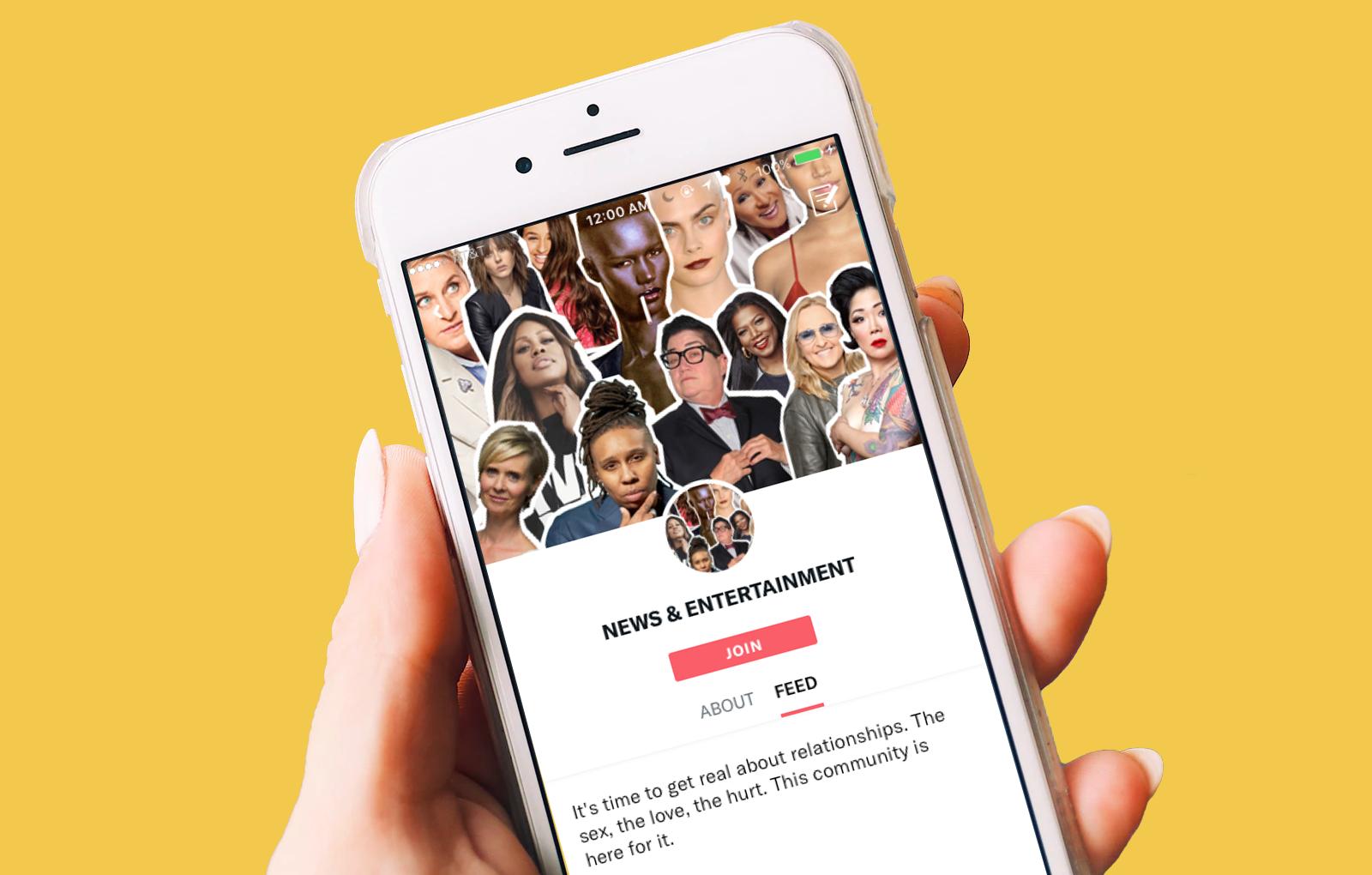 Dating app iPhone 2013