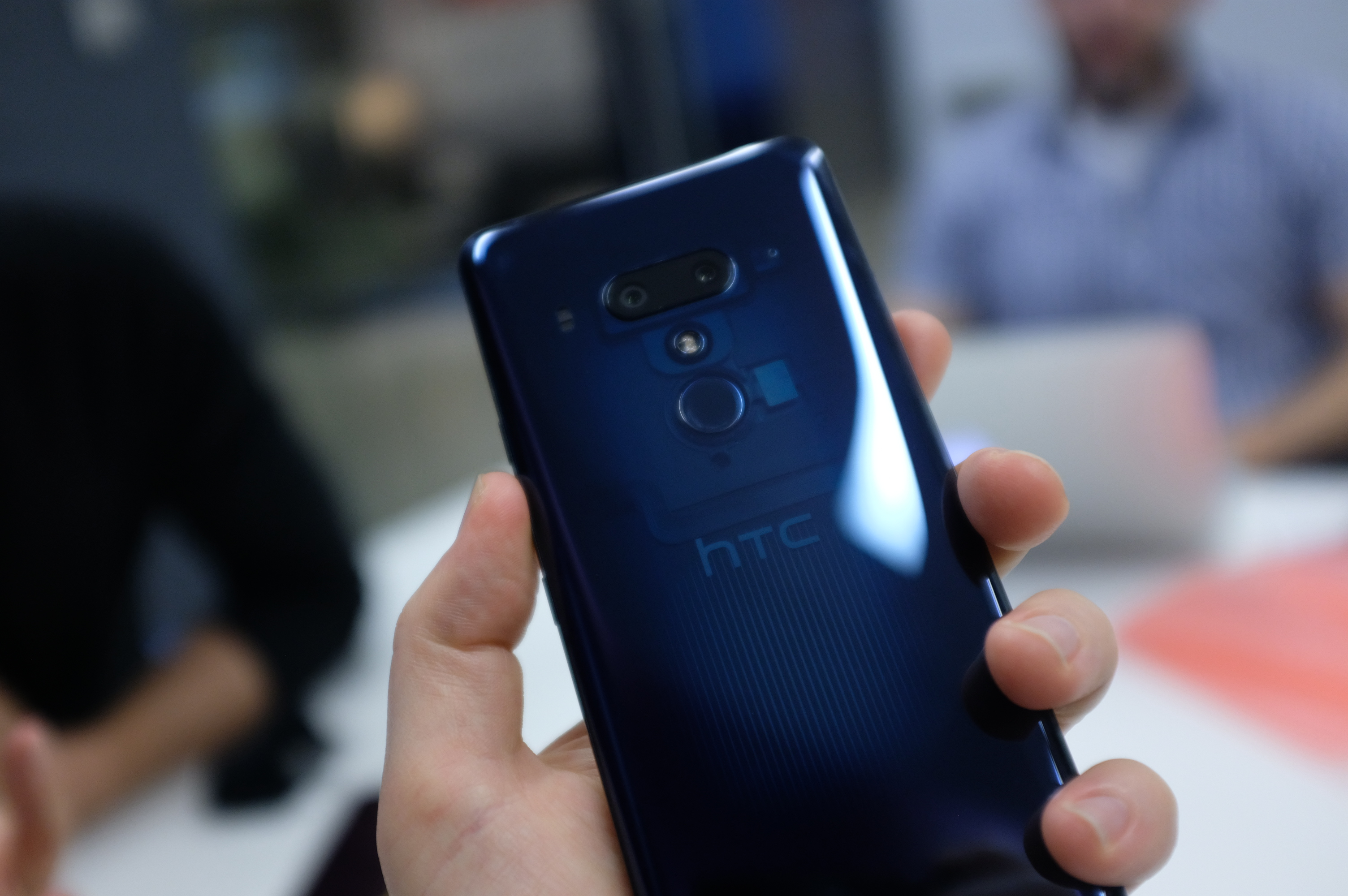 Edge Sense is starting to come into its own with HTC's U12+