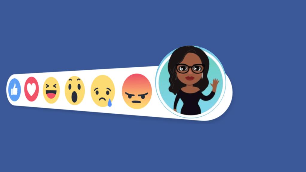 Facebook Avatars' is its new clone of Snapchat's Bitmoji | TechCrunch