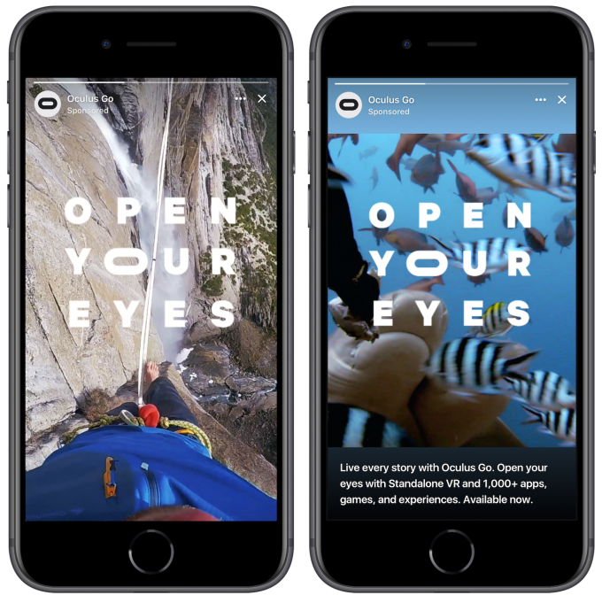 Facebook Stories reveals 150M daily viewers and here come