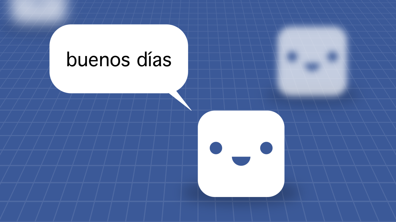 Facebook tiptoes into translation within Messenger | TechCrunch