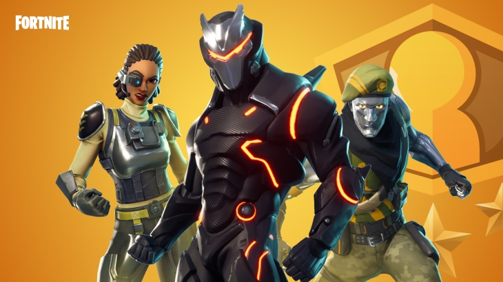 Fortnite Battle Royale S Solo Showdown Lets Players Compete For Up