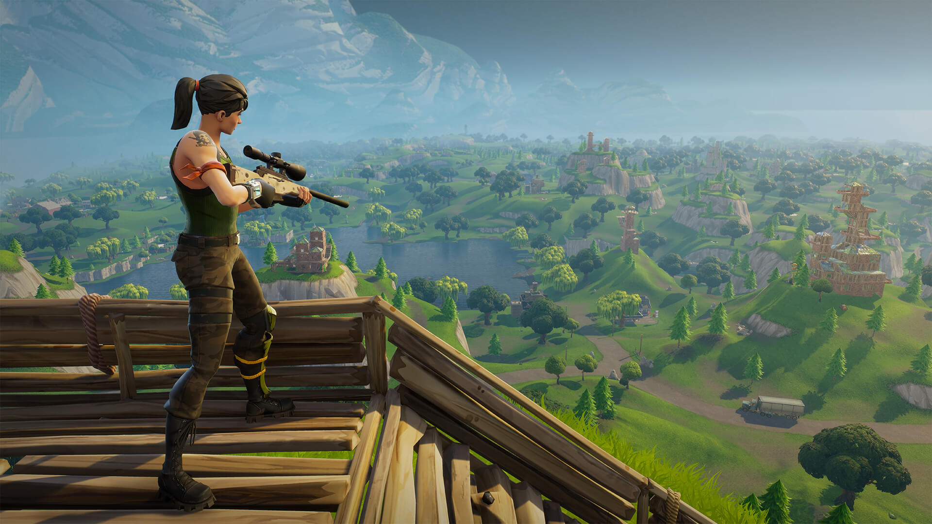Epic Games will pump $100 million into Fortnite eSports competitions