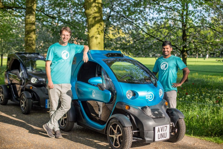 This UK startup thinks it can win the self-driving car race
