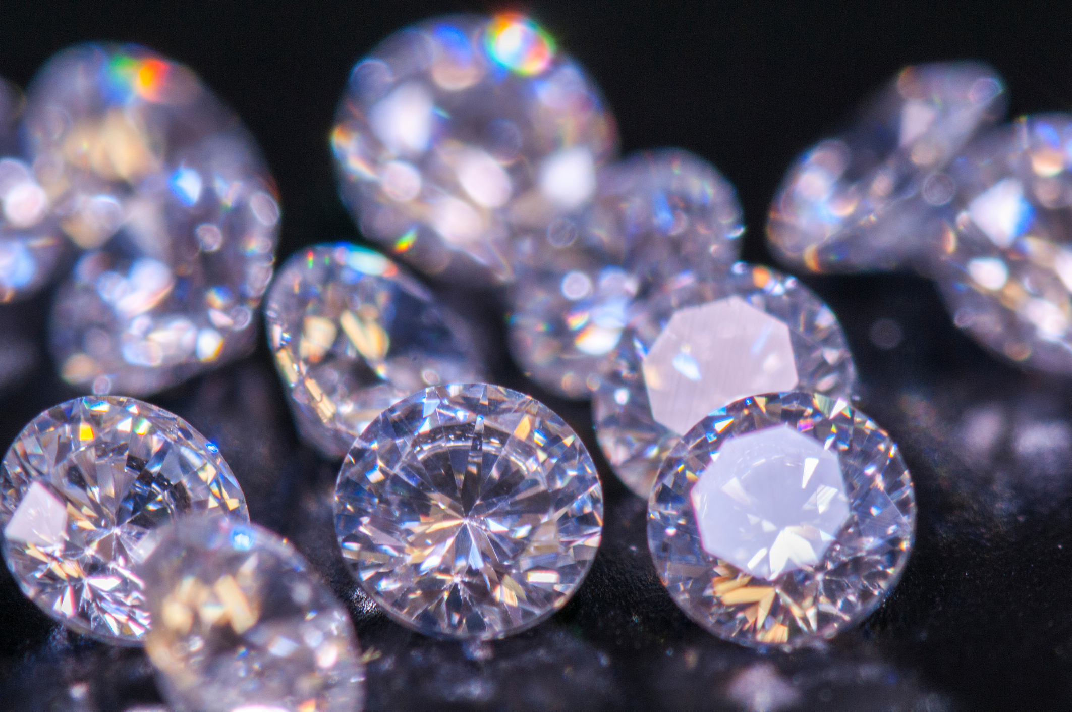 World's Largest Diamond Miner Debuts New, Lab-Made Product Line