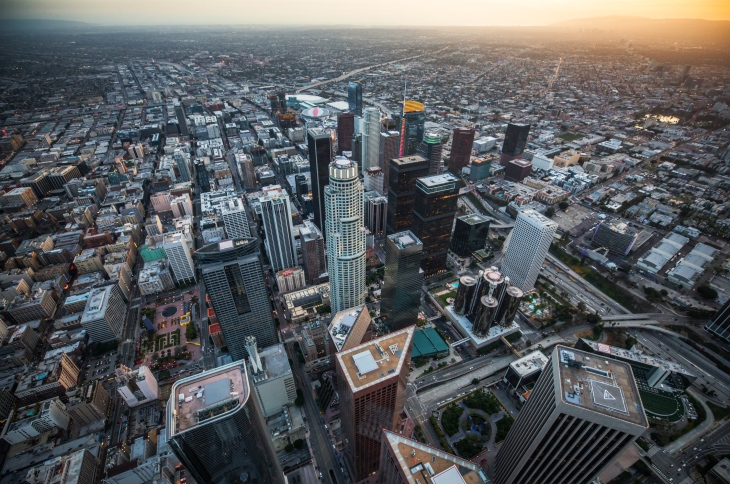 Verizon Names Los Angeles As The Second Of Four Cities To Receive 5g