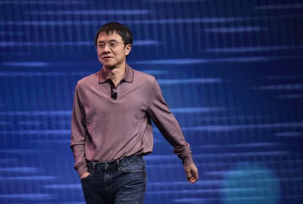 Baidu's top AI exec is stepping down gettyimages 903447128