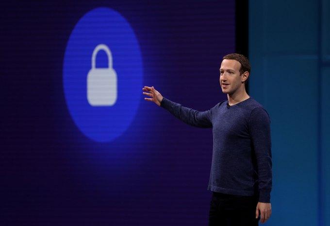- gettyimages 953377518 - Highlights & transcript from Zuckerberg's 20K-word ethics talk – TechCrunch