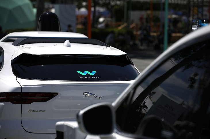 Report: Google's Waymo seeks outside investment and a sky
