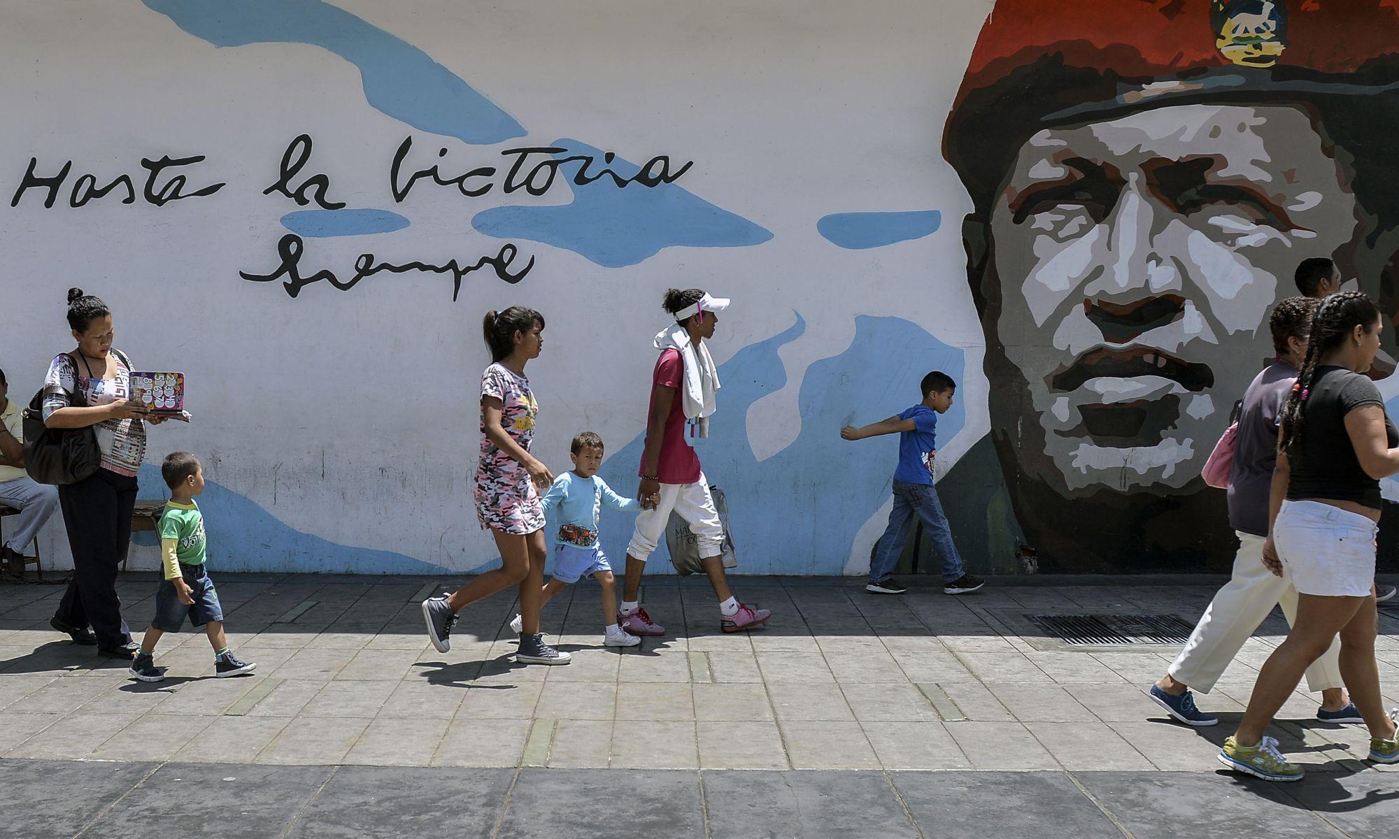 Venezuelan Scientist Offers Reality >> Venezuela Is Losing A Generation Of Tech Talent To Its Humanitarian
