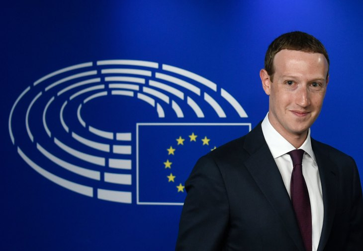 Europe's parliament calls for full audit of Facebook in wake