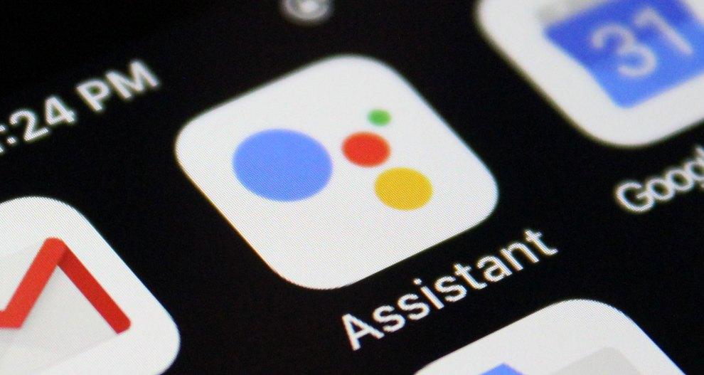 Google Assistant IOS App