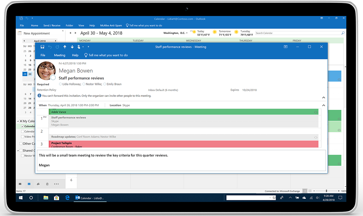 Following Gmail's makeover, Outlook rolls out new features focused