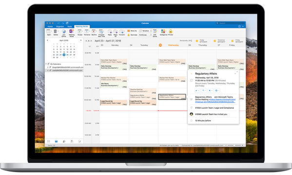 Following Gmail's makeover, Outlook rolls out new features
