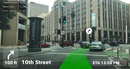 Mapbox's new SDK helps developers build smart AR navigation