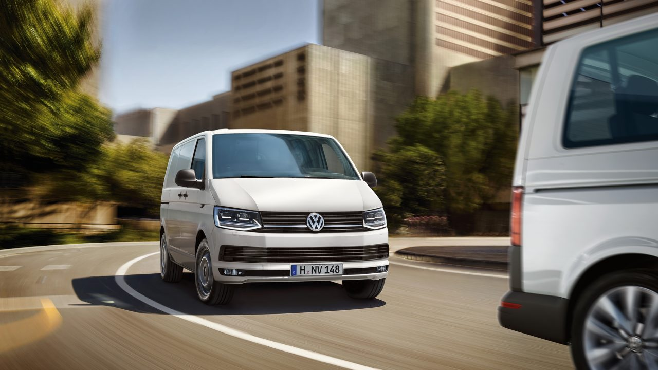 Apple to Use Volkswagen Self-Driving Vans for Employees