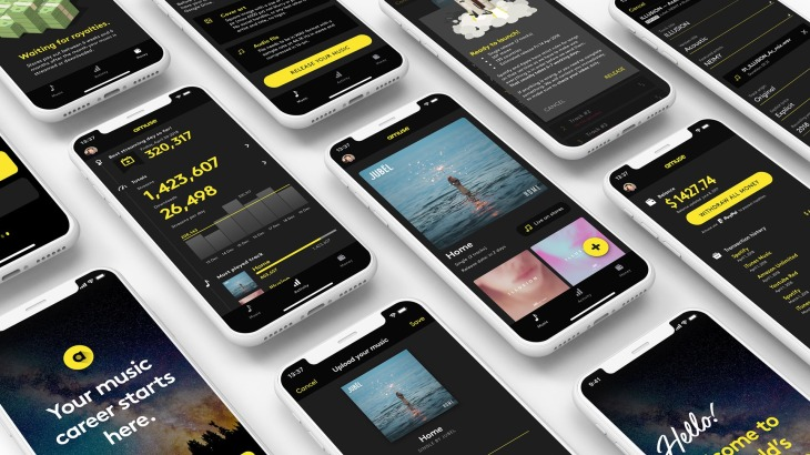 Amuse scores $15 5M for its free music distribution service