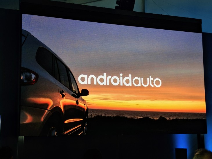 Google previews what's next for Android Auto | TechCrunch